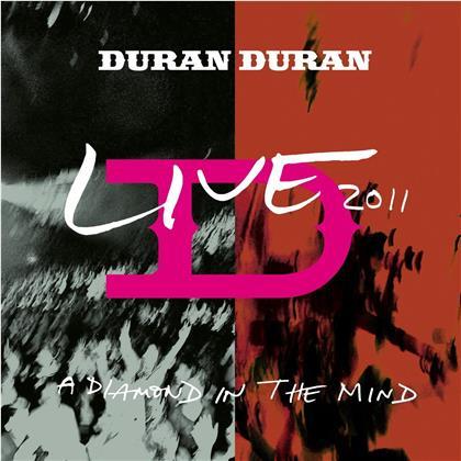Duran Duran - A Diamond In The Mind (2020 Reissue, Earmusic, 2 LPs)