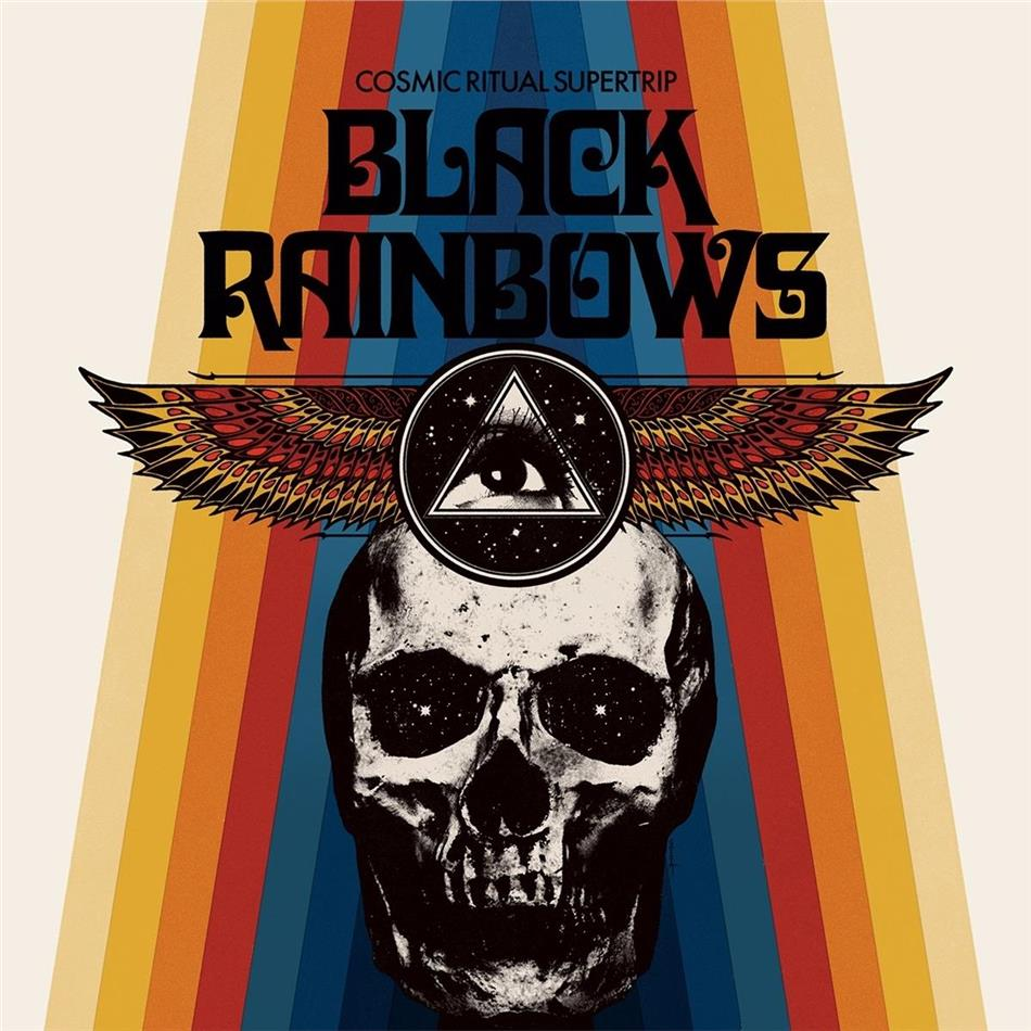 Black Rainbows - Cosmic Ritual Supertrip (Colored, LP)