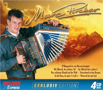 Marc Pircher - Exklusiv Edition (4 CDs)