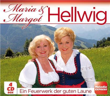 Maria & Margot Hellwig - Ein Feuerwerk der guten Laune (4 CDs)