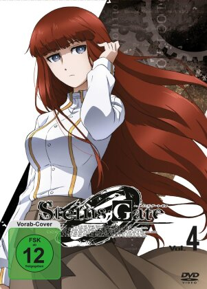 Steins;Gate 0 - Vol. 4 (2 DVDs)
