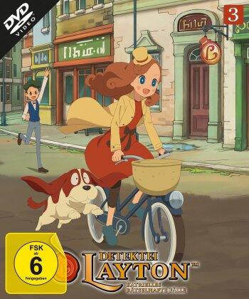 Detektei Layton - Katrielles rätselhafte Fälle - Vol. 3 (2 DVDs)