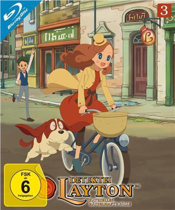 Detektei Layton - Katrielles rätselhafte Fälle - Vol. 3 (2 Blu-rays)