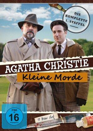 Agatha Christie: Kleine Morde - Die komplette Serie (11 DVD)