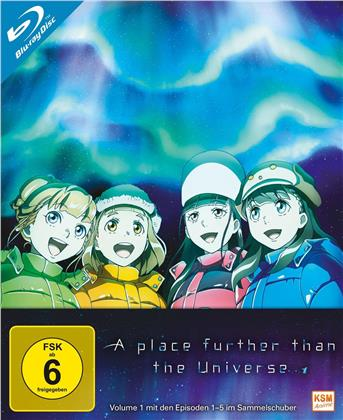 A place further than the Universe - Vol. 1 (+ Sammelschuber)