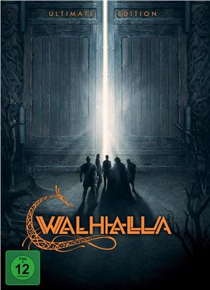 Walhalla (2019) (Ultimate Edition, 2 Blu-rays + DVD + CD)