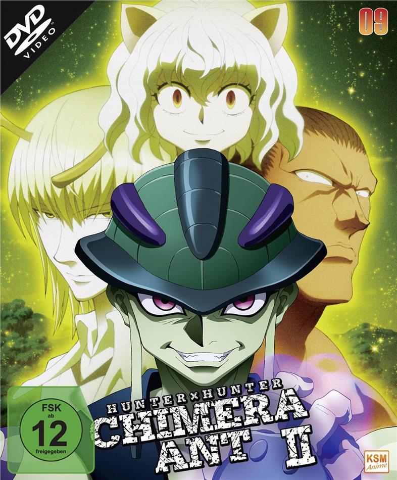 Hunter x Hunter - Vol. 9: Chimera Ant II (2011) (2 DVDs)