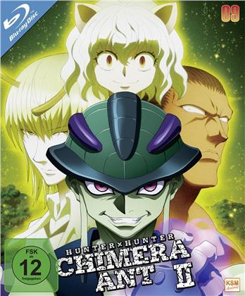 Hunter X Hunter - Vol. 9: Chimera Ant II (2011) (2 Blu-rays)