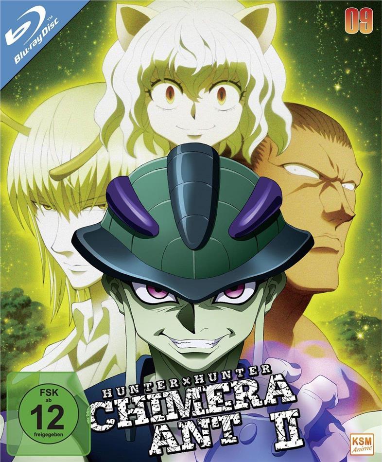 Hunter X Hunter - Vol. 9: Chimera Ant II (2011) (2 Blu-rays)