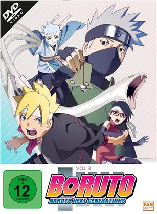 Boruto: Naruto Next Generations - Vol. 3 (Episode 33-50) (3 DVDs)