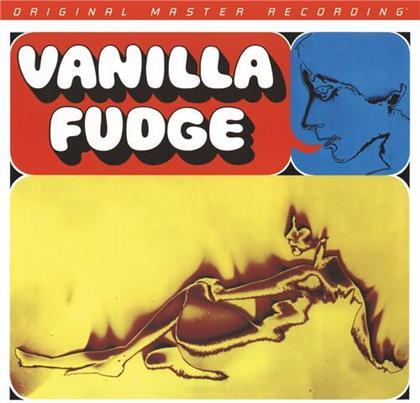Vanilla Fudge - --- (Mobile Fidelity, Mono, Limited Edition, Limited Edition, SACD)