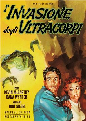 L'invasione degli ultracorpi (1956) (Sci-Fi d'Essai, Restaurato in HD, n/b, Edizione Speciale)
