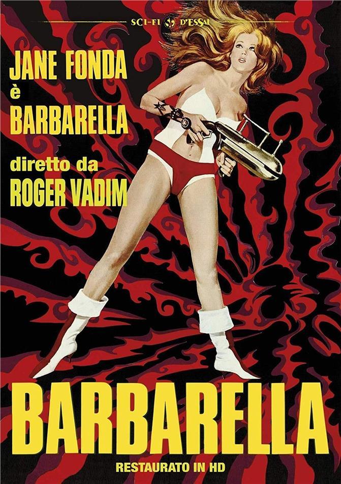 Barbarella (1968) (Sci-Fi d'Essai, restaurato in HD)