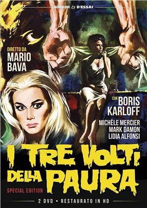 I tre volti della paura (1963) (Horror d'Essai, restaurato in HD, Special Edition, 2 DVDs)