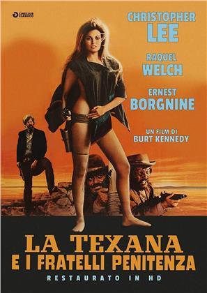 La texana e i fratelli Penitenza (1971) (Cineclub Classico, Restaurato in HD)