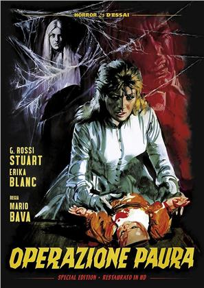 Operazione paura (1966) (Horror d'Essai, restaurato in HD, Special Edition)
