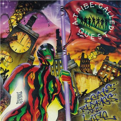 A Tribe Called Quest - Beats Rhymes & Life (2020 Reissue, Music On CD)