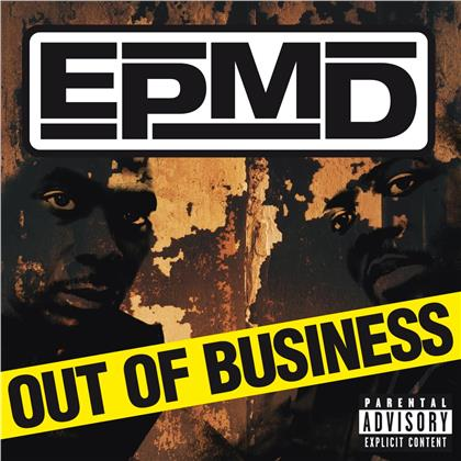 EPMD (Erick Sermon/Pmd) - Out Of Business (2020 Reissue, Music On CD)