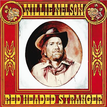 Willie Nelson - Red Headed Stranger (2020 Reissue, Music On CD)