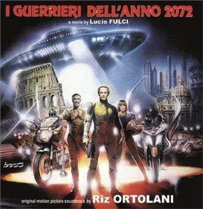 Riz Ortolani - I Guerrieri Dell Anno 2072