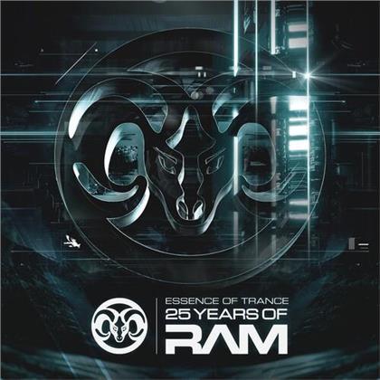 RAM - Essence Of Trance - 25 Years Of Ram
