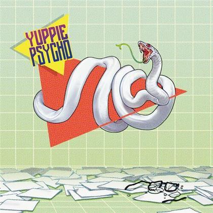 Garoad - Yuppie Psycho - OST (Green/Red Clear Vinyl, LP)