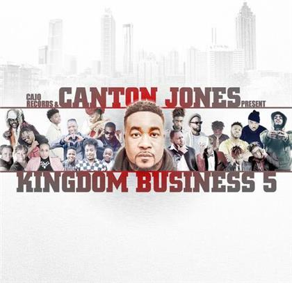 Canton Jones - Kingdom Business 5