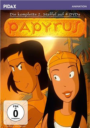 Papyrus - Staffel 2 (Pidax Animation, 2 DVDs)
