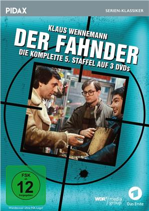 Der Fahnder - Staffel 5 (Pidax Serien-Klassiker, 3 DVDs)
