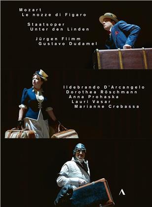 Staatsoper Unter den Linden - Mozart: Le Nozze Di Figaro