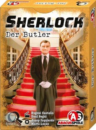 Sherlock - Der Butler (Spiel)