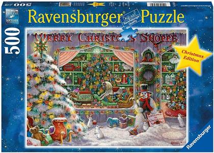 Es weihnachtet sehr - 500 Teile Puzzle (Christmas Edition)