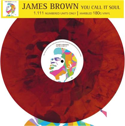 James Brown - You Call It Soul (LP)