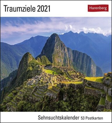 Traumziele Kalender 2021