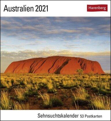 Australien Kalender 2021
