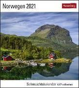 Norwegen Kalender 2021