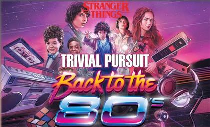 Stranger Things - Back To The 80s Trivial Pursuit