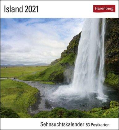 Island Kalender 2021
