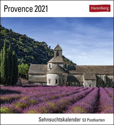 Provence Kalender 2021