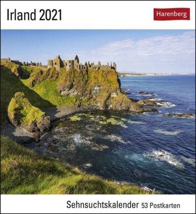 Irland Kalender 2021
