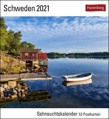 Schweden Kalender 2021