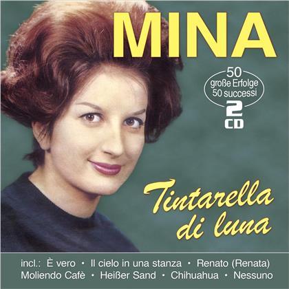 Mina - Tintarella Di Luna - 50 Grosse Erfolge (2 CDs)