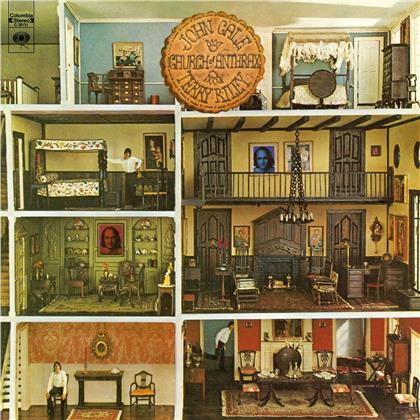 John Cale & Terry Riley - Church Of Anthrax (2020 Reissue, Music On Vinyl, LP)