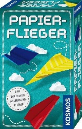 Papier-Flieger (Kinderspiel)
