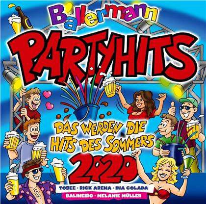 Ballermann Partyhits 2020 (2 CDs)