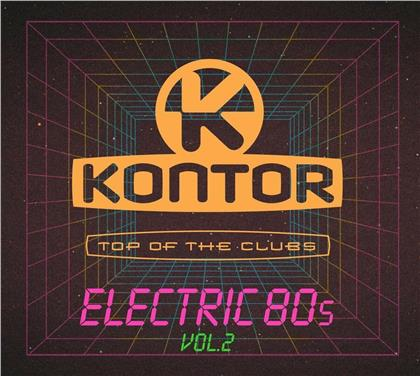 Kontor Top Of The Clubs - Electric 80s (3 CDs)