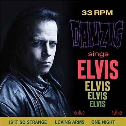 Danzig - Sings Elvis (Digipack)