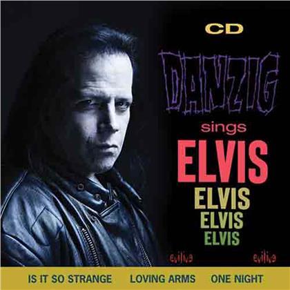 Danzig - Sings Elvis (LP)