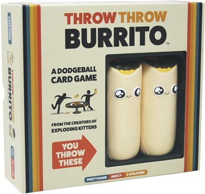 Throw Throw Burrito - Board Game