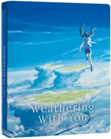 Weathering With You (2019) (Collector's Edition, Blu-ray + DVD)